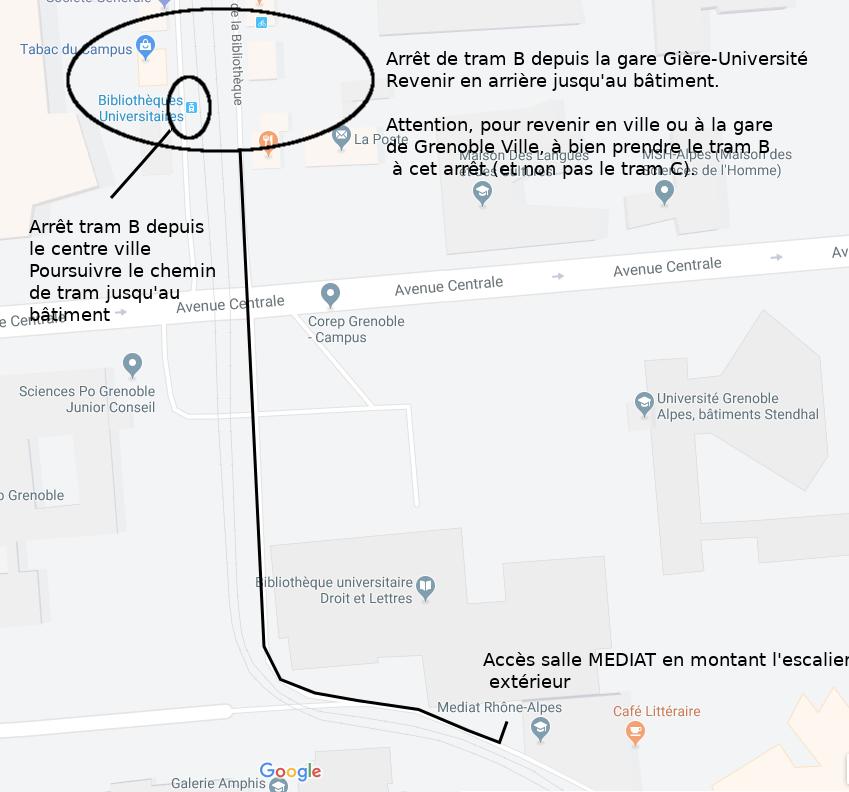 Plan_Access_salle_MEDIAT_UGA